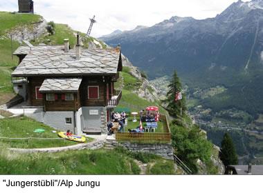 Jungerstübli/Alp Jungu