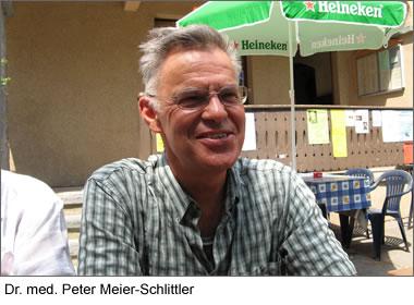 Dr. med. Peter Meier-Schlittler